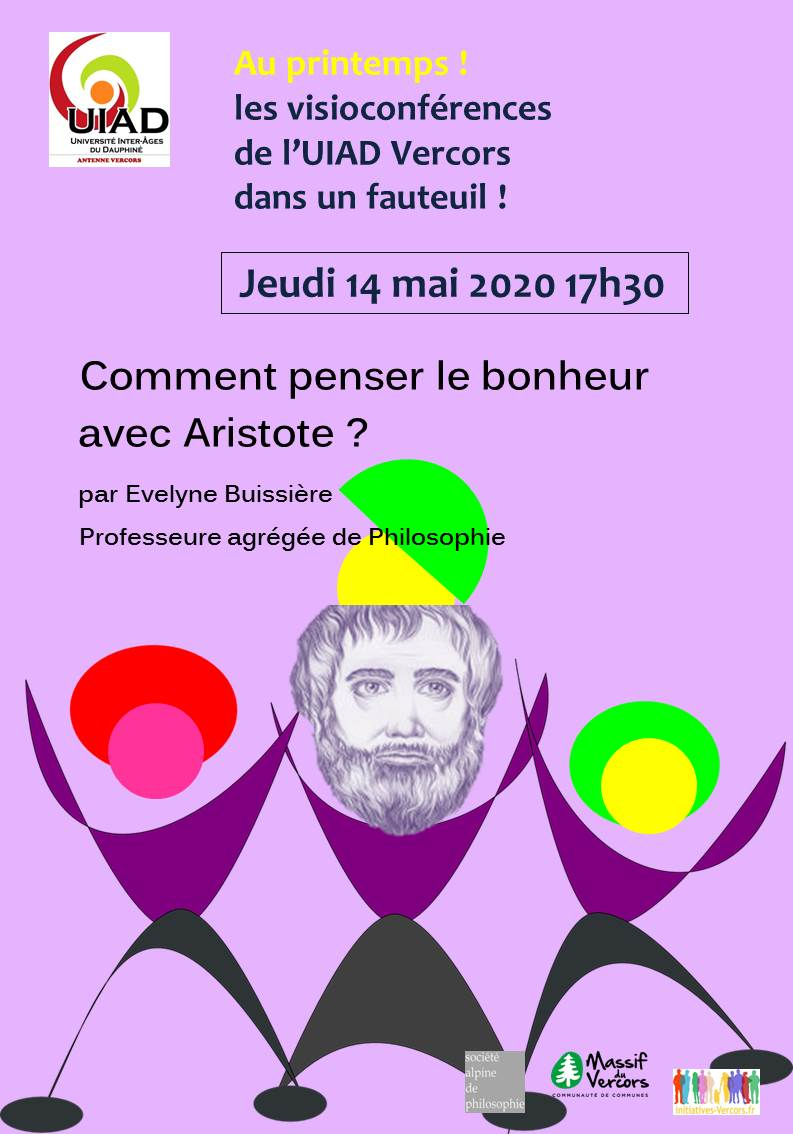 Comment penser le bonheur avec Aristote ?