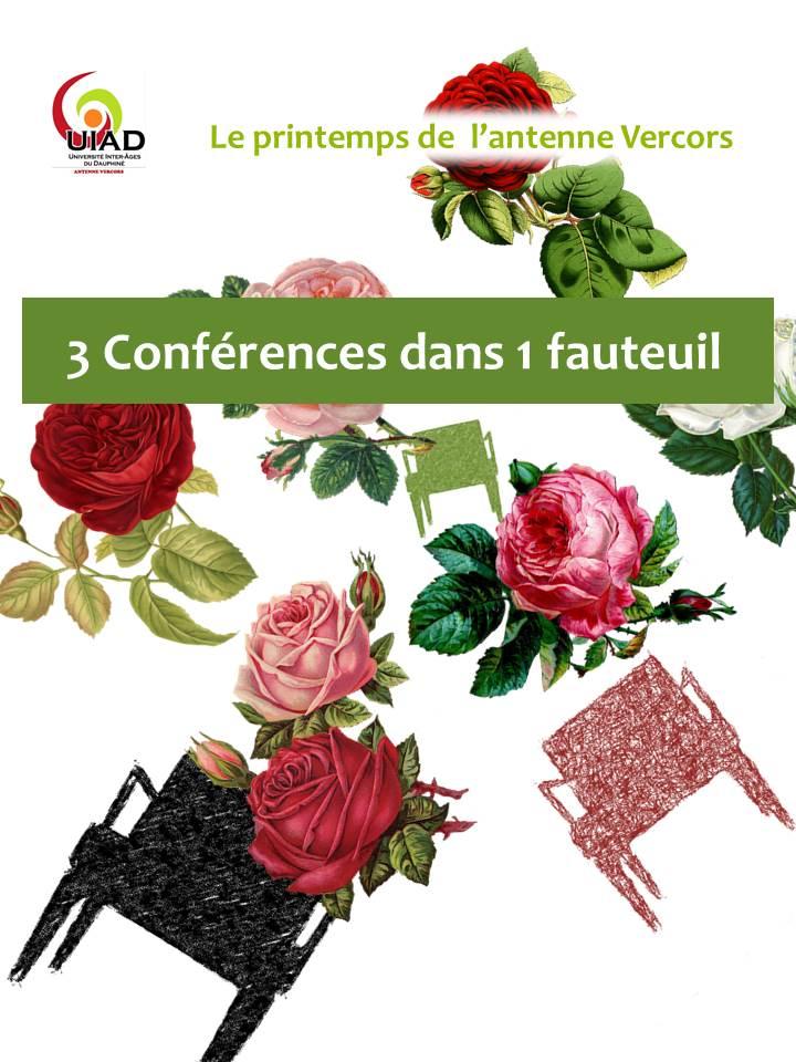 Conférences et diaporamas disponibles en replay